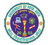 University of Kota logo