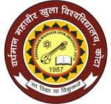 Vardhman Mahaveer Open University logo