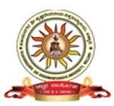 Vijayanagara Sri KrishnadevarayaUniversity logo