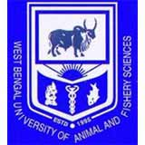 West Bengal University of Animal and Fishery Sciences logo