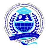 West Bengal University of Teachers, Training, Education Planning and Administration logo