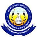 Yogi Vemana University logo