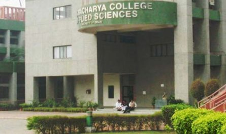 Bhaskaracharya College of Applied Sciences
