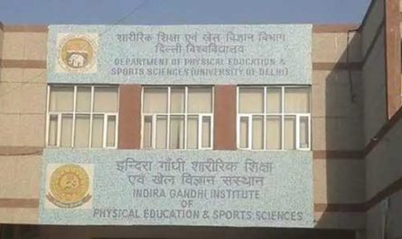 Indira Gandhi Institute for Physical Education and Social Sciences