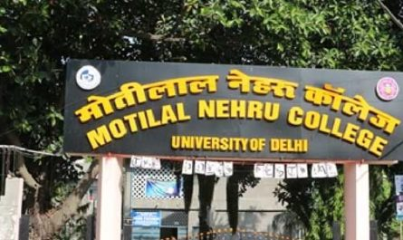 Motilal Nehru College Evening