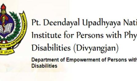 Pandit Deendayal Upadhyaya Institute of Physically Handicapped