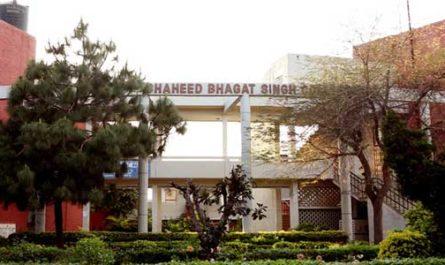 Shaheed Bhagat Singh Evening College