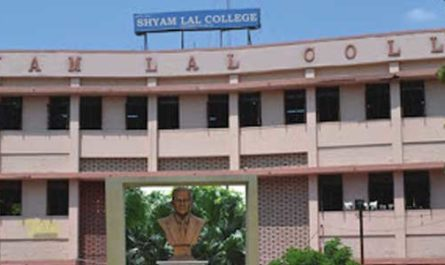 Shyam Lal College Evening