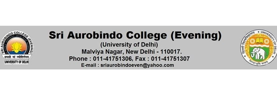 Sri Aurobindo College (Evening), Delhi