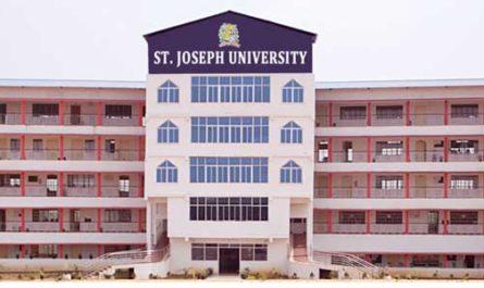 st joseph university
