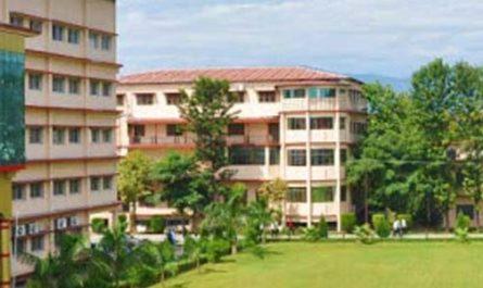 Shri Guru Ram Rai University Dehradun