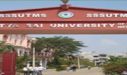Sri Satya Sai University of Technology & Medical Sciences